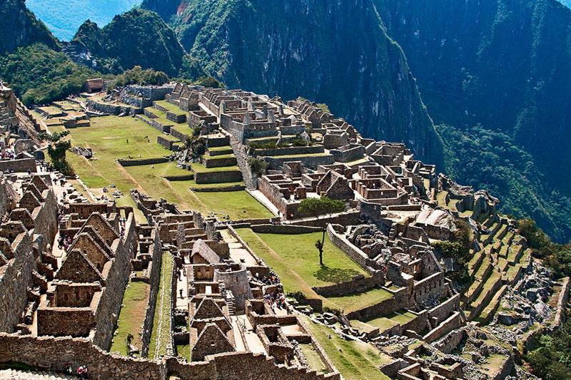 Machu Picchu Ciudad