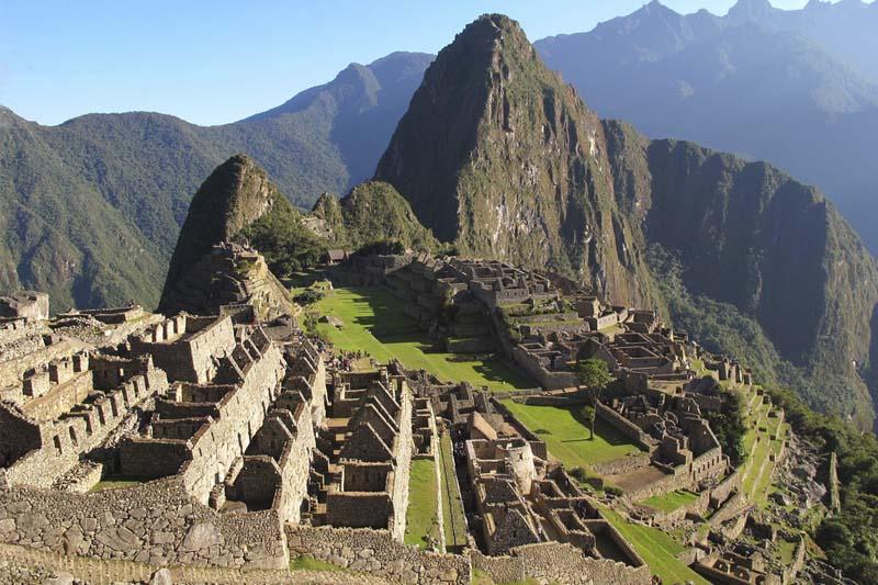 Machu Picchu clasico