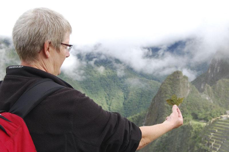 Salud en Machu Picchu