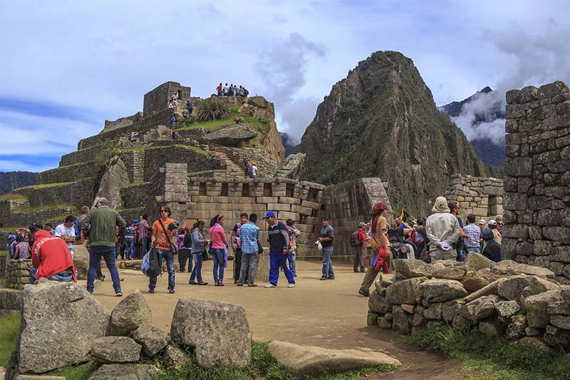 Huayna Picchu temporada alta
