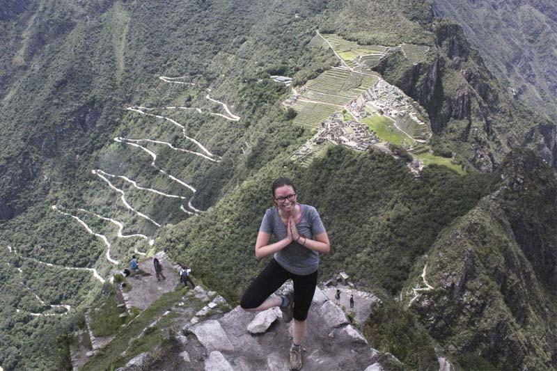 Machu Picchu cuidado