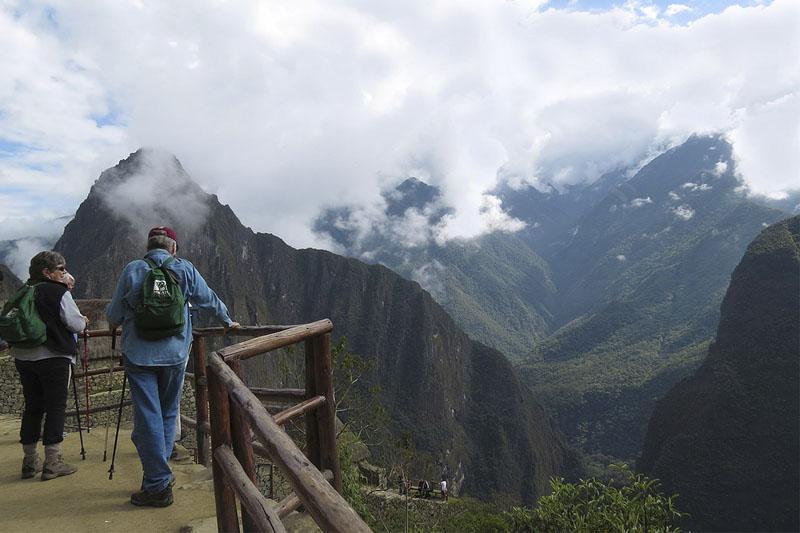 Machu Picchu para discapacitados