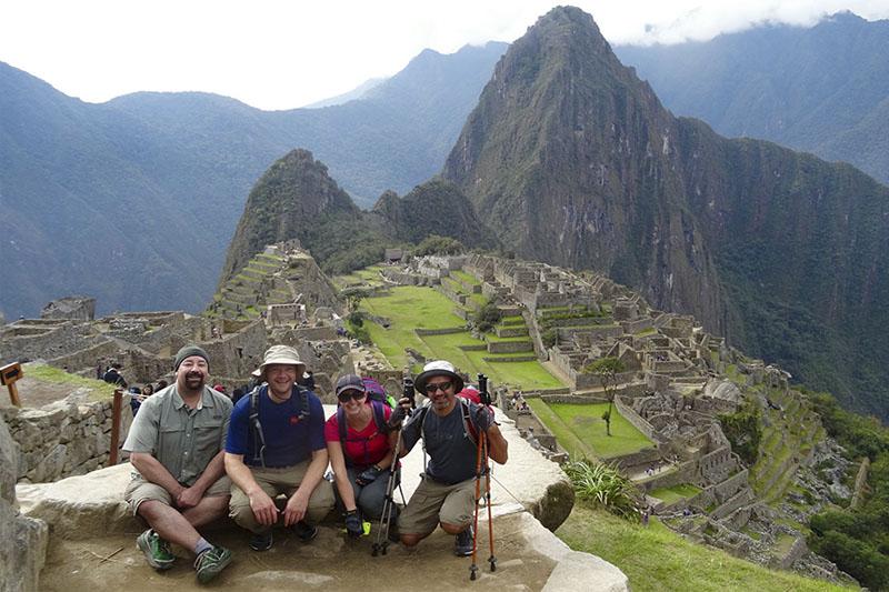 What to bring to Machu Picchu