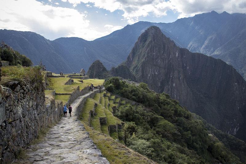 Formas de llegar a Machu Picchu