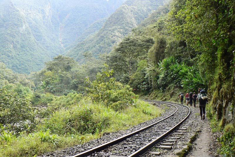 3 ormas de llegar a Machu Picchu