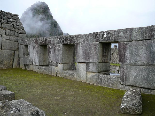 Temple of the 3 windows