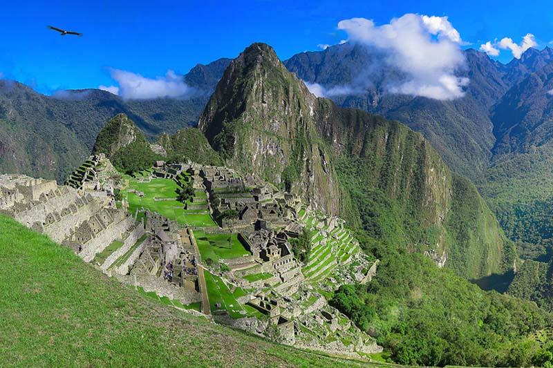 Grandioso Machu Picchu