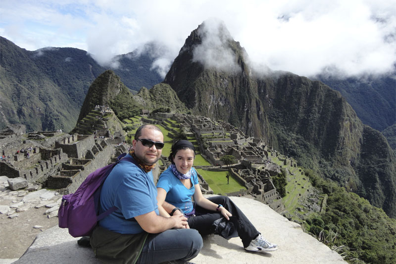 Machu Picchu organized tour