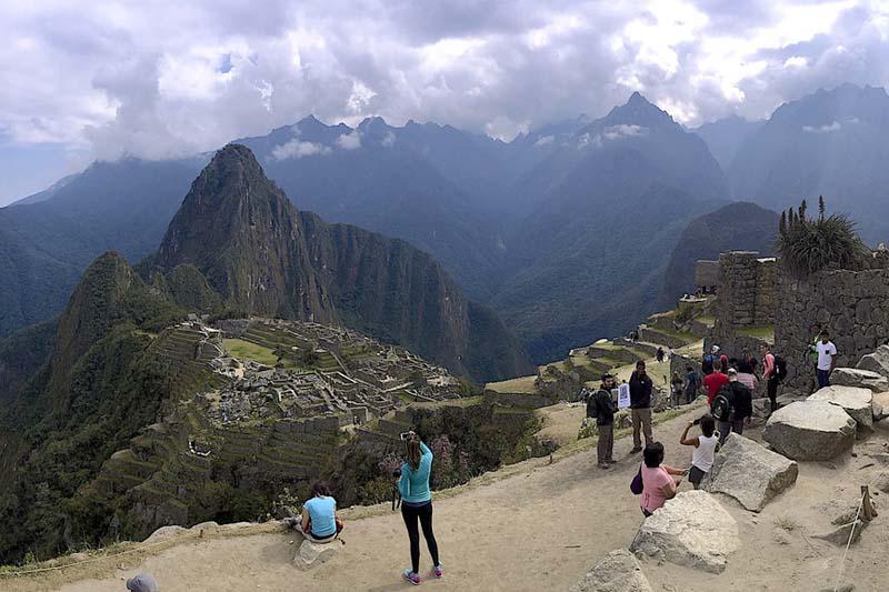 Machu Picchu en su Lista de Cubo 2017