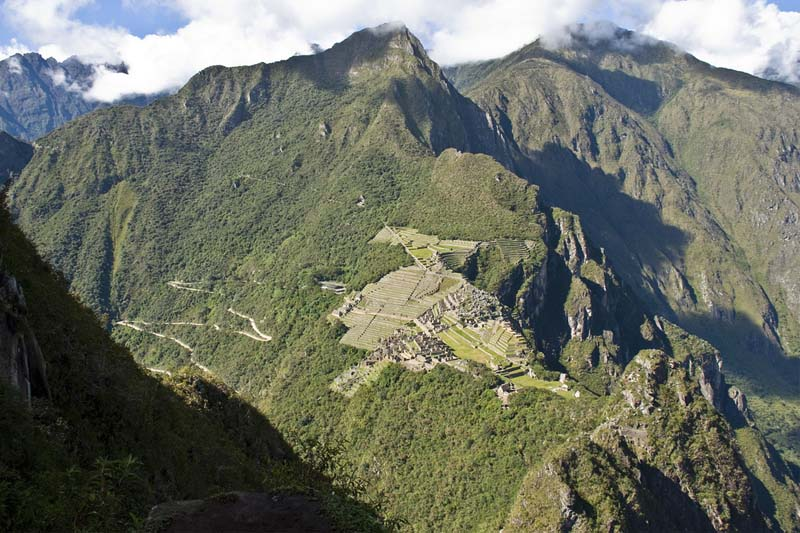 Ingresso Machu Picchu Montanha