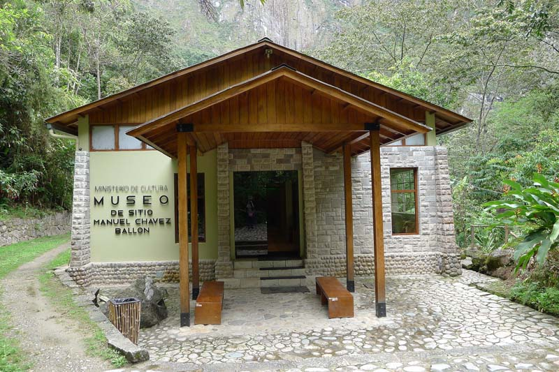 Museum of Machu Picchu village