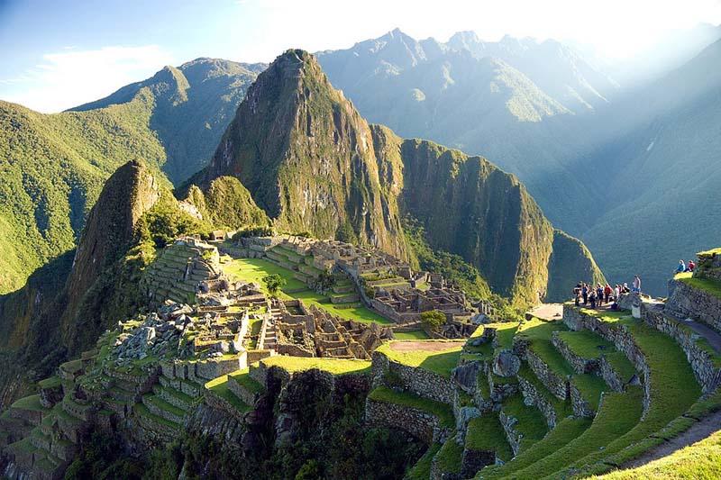 Machu Picchu maravilla