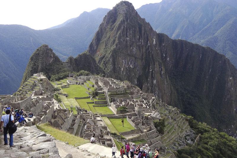 Recomendaciones de Boleto Machu Pichu