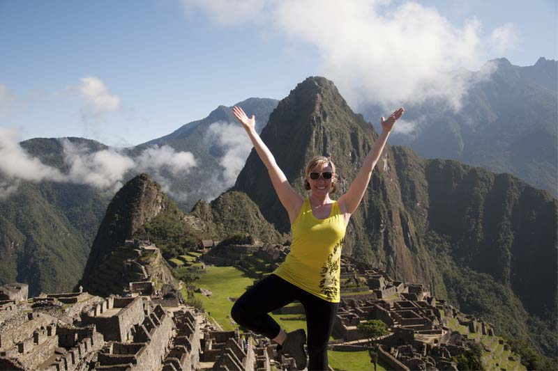 Health in Machu Picchu