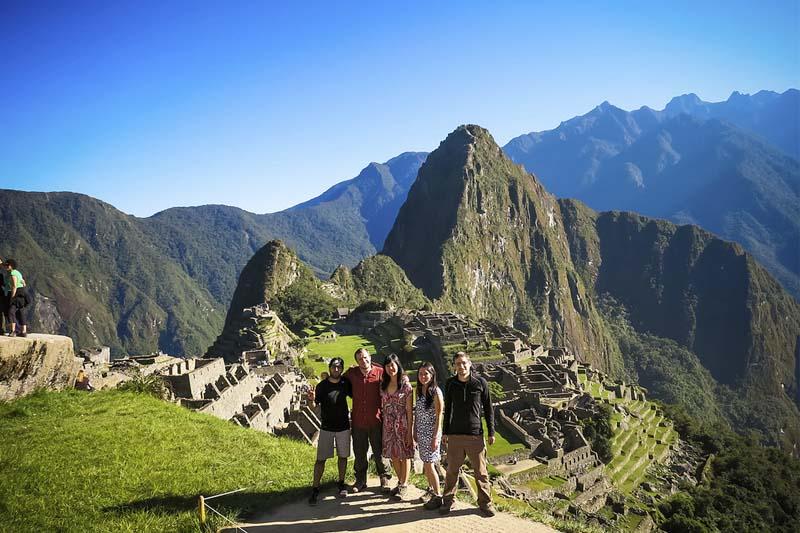 Machu Picchu temporada alta