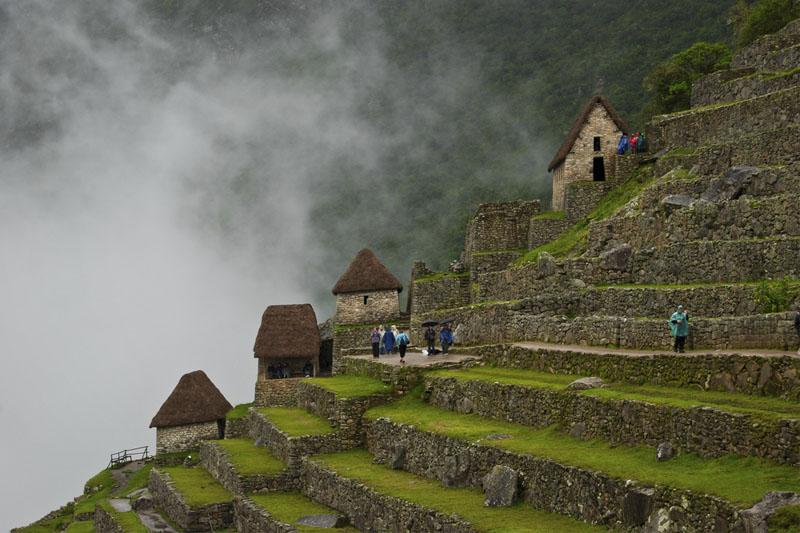 Andenería Machu Picchu