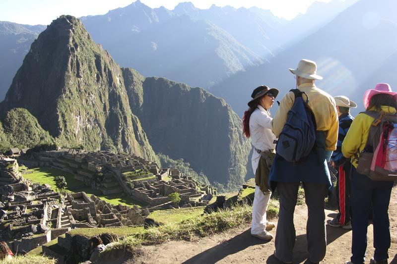Machu Picchu tour guiado