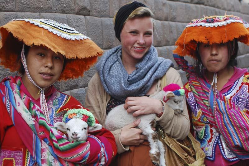 Machu Picchu turismo vivencial