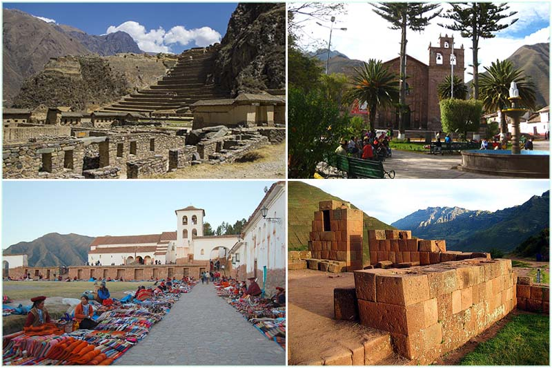 Valle Sagrado Incas