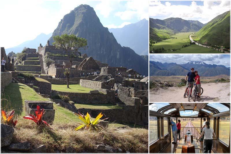 Machu Picchu - Valle Sagrado