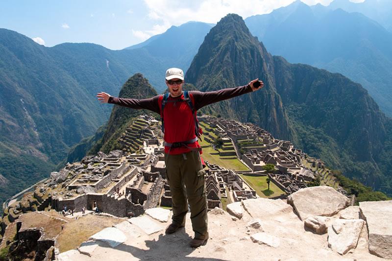 Machu Picchu mejor destino turistico