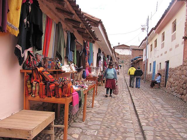 Pueblo de Moray