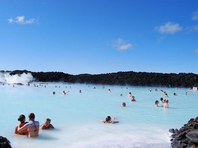Laguna Azul - Islandia