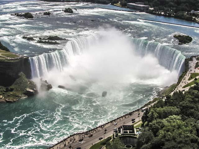 Cataratas del Niágara - EE. UU. y Canadá