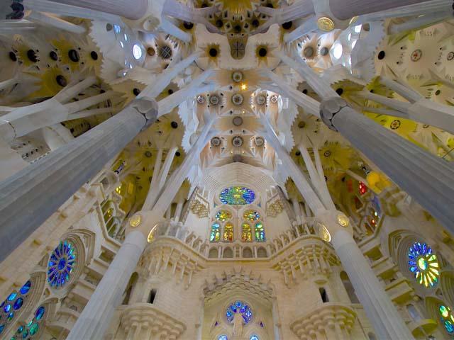 Iglesia de la Sagrada Familia - España