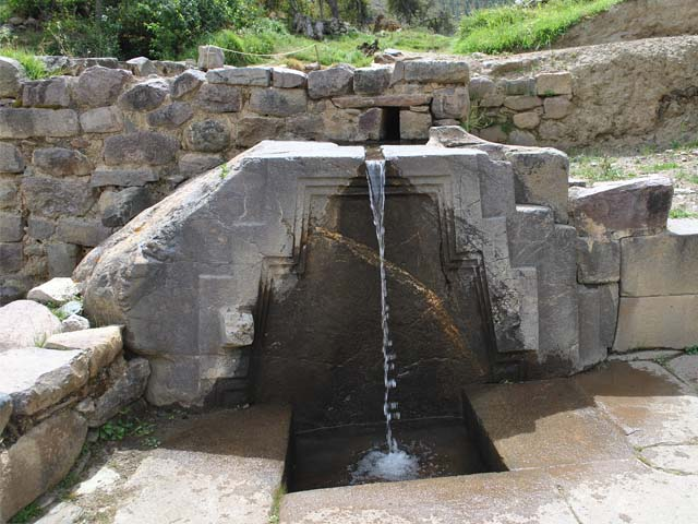 Baths of Ñusta