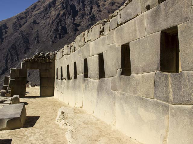 Temple of the 10 windows