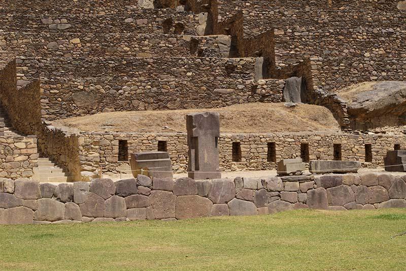Archaeological complex of Ollantaytambo