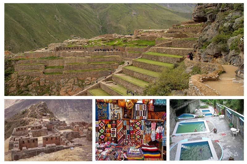 Atractivos en el Valle Sagrado de los Incas