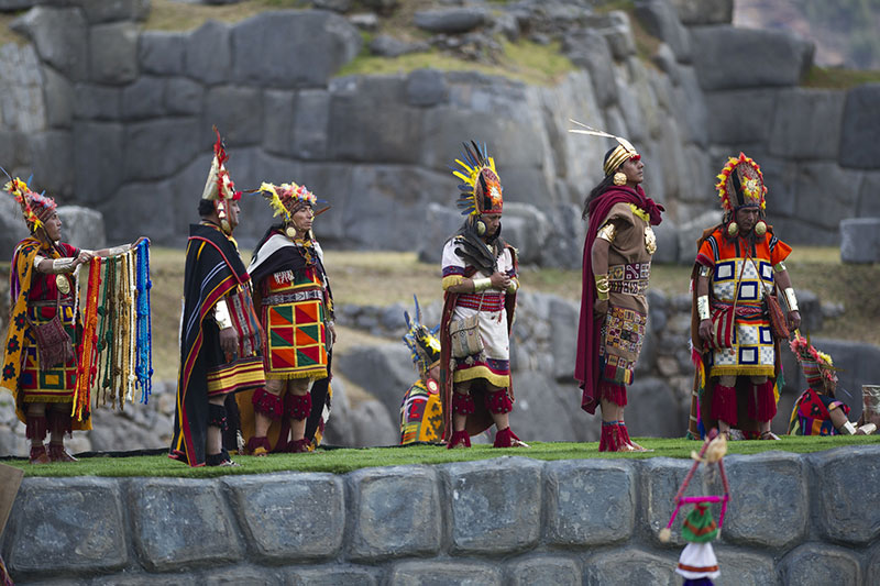 Representation of the Inca