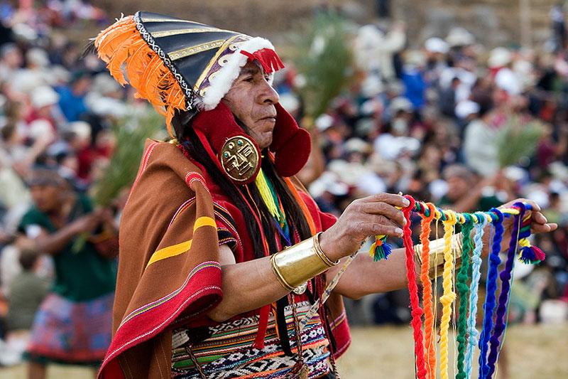 Inca organization