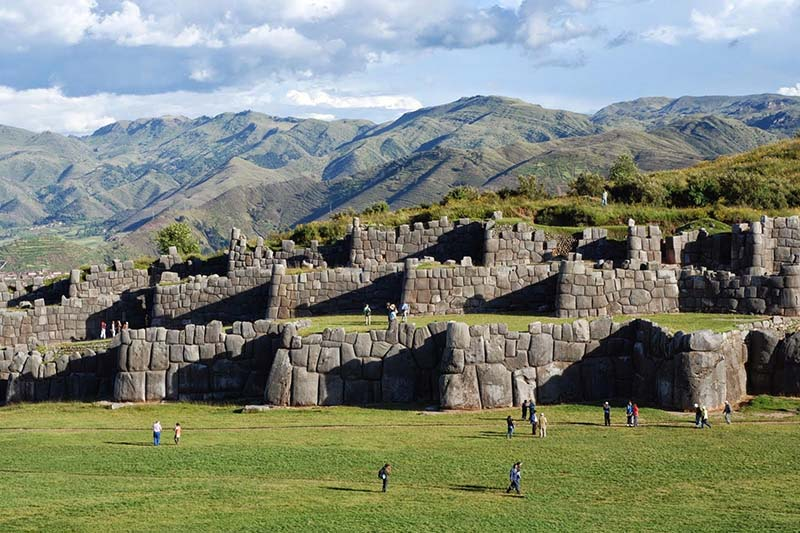 Fortress of Sacsayhuaman