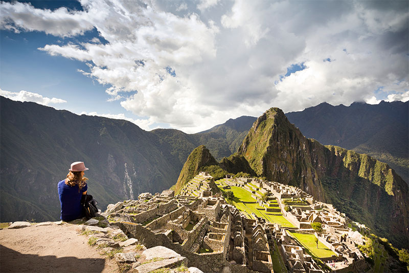 How to stay connected on your trip to Machu Picchu in Peru?