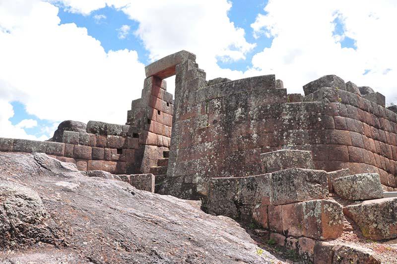 Pisac Temple of the Sun