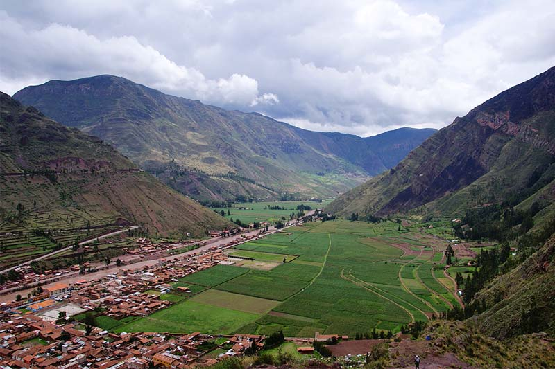 Valle de Pisac