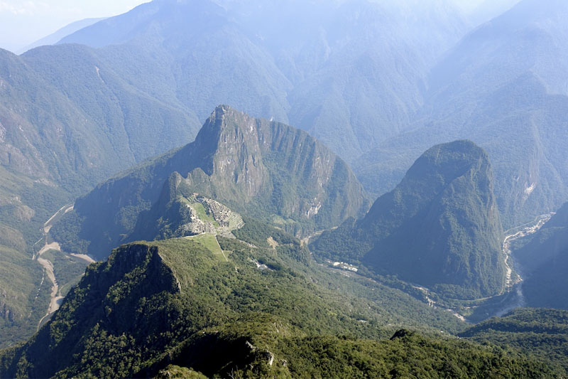 Machu Picchu and Putucusi, the wonder in all its splendor