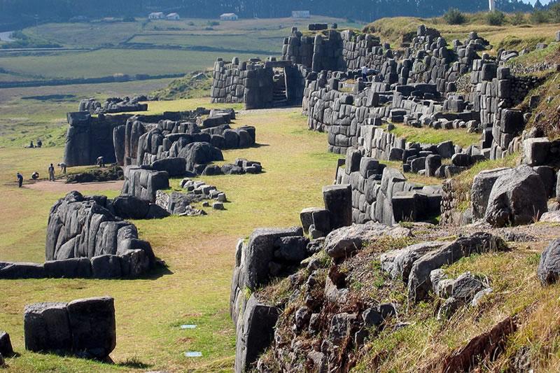 recinto arqueologico sacsayhuaman cusco