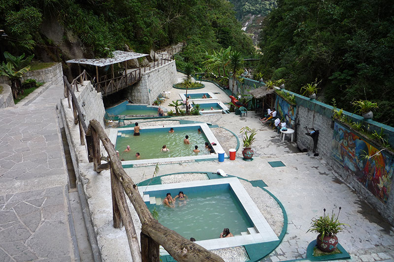 Machu Picchu Hot Springs