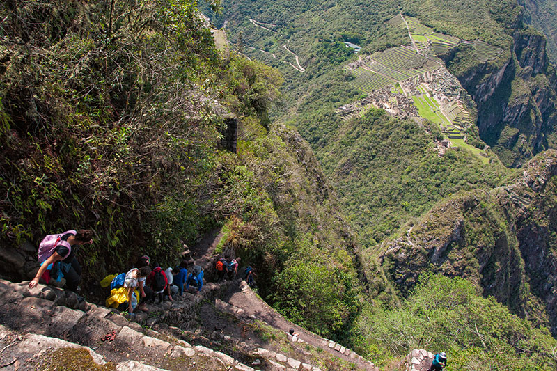 Huayna picchu travel