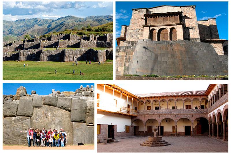 Lugares mas vistados en Cusco