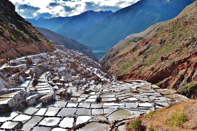 Mines de sel de Maras