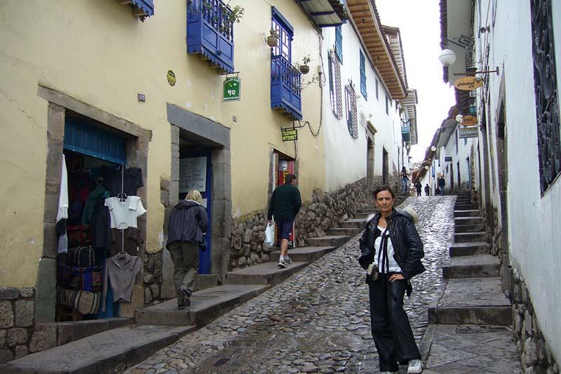 Barrio San Blas Cusco