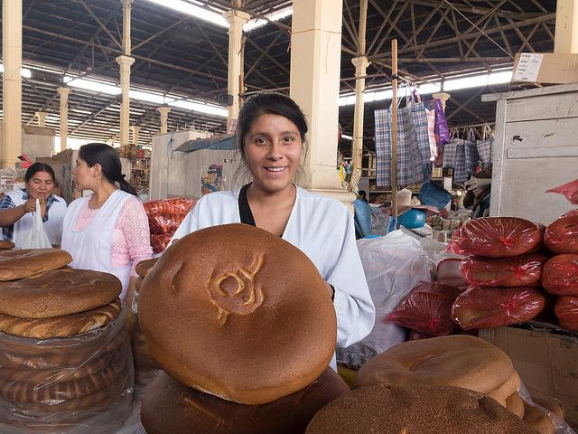 El delicioso Pan Chuta