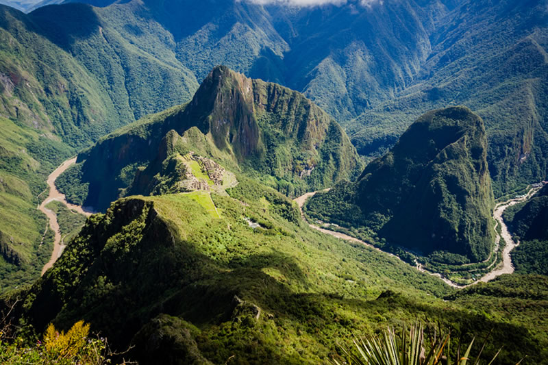 Sanctuary of Machu Picchu