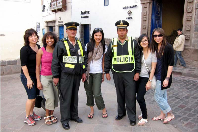 Seguridad en Cusco