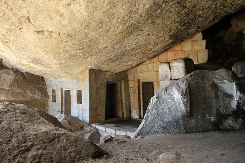 Templo da Lua - Machu Pichhu